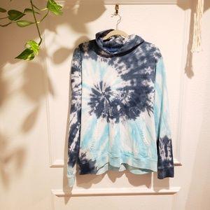 phanes Sweaters - Phanes tie dye hoodie